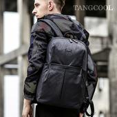 《TANGCOOL 唐酷》防潑水休閒雙肩後背包 44x15x30.5cm