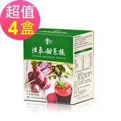 《李時珍》活氧甜菜根-粉包(30包x4盒,共120包)