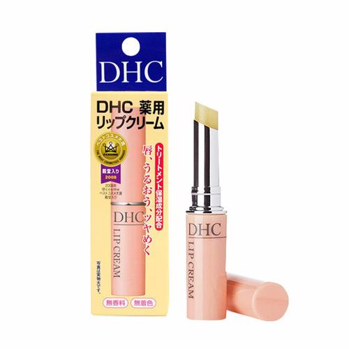 《DHC》純欖護唇膏(1.5g/支)