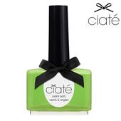 《英國 Ciate》Paint Pots 指甲油-Mojito 薄荷萊姆 019Ciate全系列消費滿 $2500,送綠茶香氛護手乳×1瓶