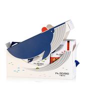 《小鯨先生》禮盒(花蟹酥+丁香片+冠軍蝦)