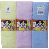 Q版BOBI毛巾(3入組)