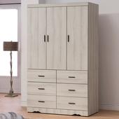 《Homelike》海茲4x7尺衣櫃