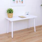 《頂堅》寬80x深40x高46/公分-小型和室桌/矮腳桌/餐桌/書桌(二色可選)(素雅白色)