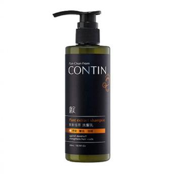 ★結帳現折★CONTIN 康定 酵素植萃洗髮乳 (容量300ml)