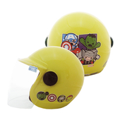 復仇者聯盟Q版兒童帽(S-黃色)