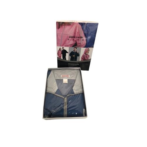 《皮爾卡登》時尚風華夜光風雨衣-顏色隨機(XL)