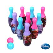 《Disney》冰雪奇緣Frozen。兒童保齡球組 AD66035-Q(環保PVC、PP)