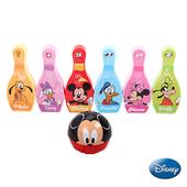 《Disney》迪士尼Disney。兒童3D保齡球組 DJI76362-A(PP/ABS)