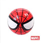 《MARVEL》MARVEL漫威正版授權蜘蛛人造型2號足球 D664-S(白、紅)
