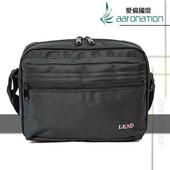 《aaronation 愛倫國度》aaronation 愛倫國度 -BAIHO系列休閒包-URA-LD8851-黑(黑色)