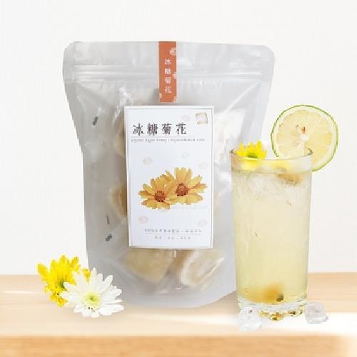 《糖鼎》冰糖菊花(30gX10入/包)