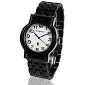 《Arseprince亞瑟王子》Y世極簡時尚中性錶-黑色