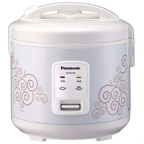 《Panasonic 國際牌》10人份機械式電子鍋 SR-RQ189-國際牌 買就送200點現金紅利(即日起~2020-05-31)