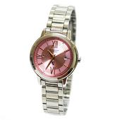 《Arseprince亞瑟王子》純淨星辰經典中性錶-粉紅