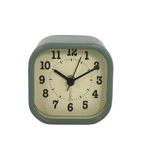 個性化小鬧鐘(靜音鐵製)(TW-5258)