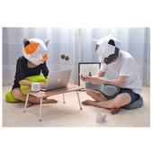 《日式》可調百摺和室椅 #四色 93cm*47cm*13cm(古典灰)