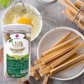 《長松》原味鮮奶棒220g/罐