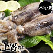 《上野物產》菲律賓天使軟絲 (250g土10%/隻)(5隻)