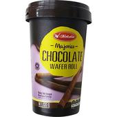 《印尼 魔力哥 Kokola》捲心酥巧克力口味(120g/罐)
