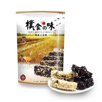《巧莊園》樸食之味傳統黑白米香米菓酥((10包/組))