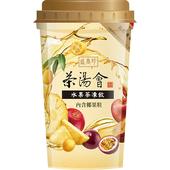 《茶湯會》水果茶涷飲(275g/杯)