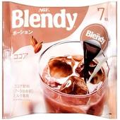 《AGF》Blendy可可球147g/袋(7顆)