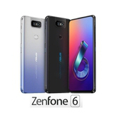 《ASUS》ZenFone 6 ∥ 翻玩視界 與眾不同【ZS630KL】8G/256G(霓幻銀)