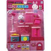 粉紅兔家具組 Y-17085