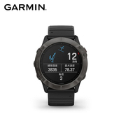 《Garmin》Fenix 6X 進階複合式GPS手錶 鐵人錶(單一規格)