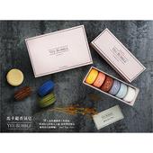 《阿皂屋》馬卡龍香氛皂6入組45g±5%(6入)/盒 $360