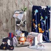 《LAMINA》輕柔四季毯 顏色款式隨機出貨(130*200CM)