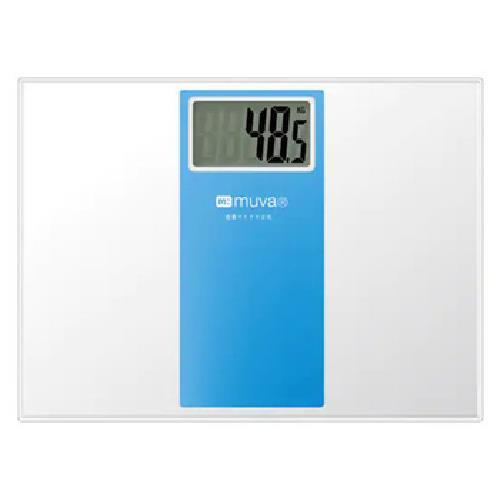 《MUVA》繽紛樂電子體重計 SA5401PK/SA5401BL(藍色)