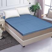 《【Victoria】》備長碳記憶床墊-雙人(5*6.2)厚8cm
