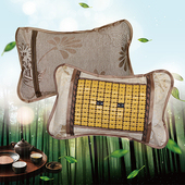 《【Victoria】》天然麻將磁石茶葉枕(1顆)