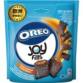 《奧利奧》巧心脆餅- 90g焦糖巧克力口味 $79
