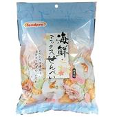 《foodpro》綜合海鮮風味餅乾(145g/包)