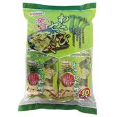《foodpro味彩》芥末餅(200g/包)