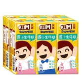 《克寧》超級成長國小生牛奶(198ml x 6瓶)