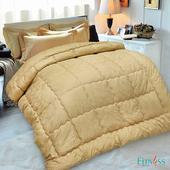 《FITNESS》駱駝絨羊毛被(加重)透氣專利3.5公斤(183*213cm(6*7尺))