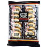 《RIH RIH WANG》黑芝麻薄餅(112g/包)