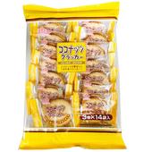 《RIH RIH WANG》椰子薄餅112g/包 $42