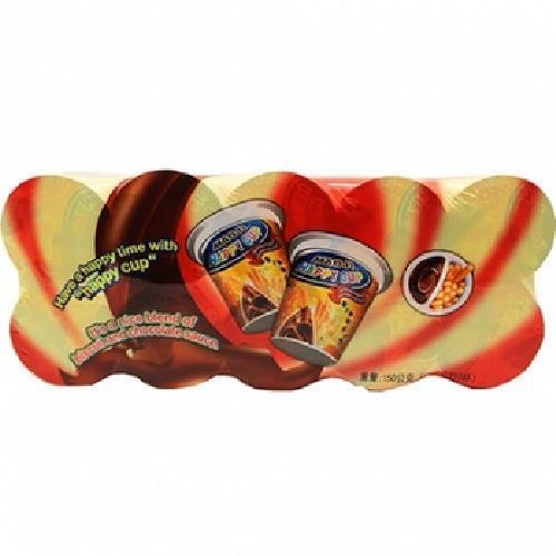 《馬來西亞》快樂杯巧克力(15gX10杯/盒)