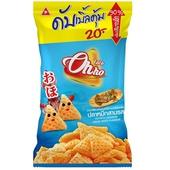 《即期2020.08.02 OHHO》三角薯片-78g/包(魷魚味)
