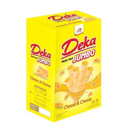 《Deka》雪茄威化捲-320g/包(熔岩起司)
