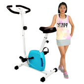 《X-BIKE》立式磁控健身車