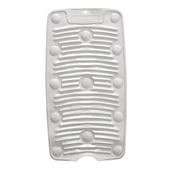吸附式軟性摺疊洗衣板(45.5*22.5cm)