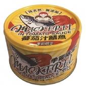 《好媽媽》無添加茄汁鯖魚(黃)(230g*3入/組)