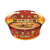 《統一》滿漢大餐麻辣鍋牛肉(204g/碗)