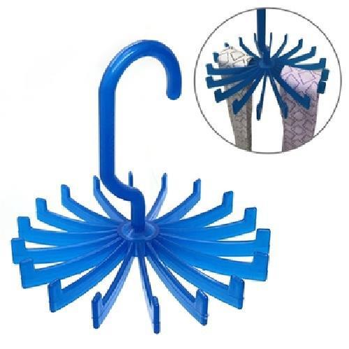 18勾可旋轉領帶架(13.5X11cm)